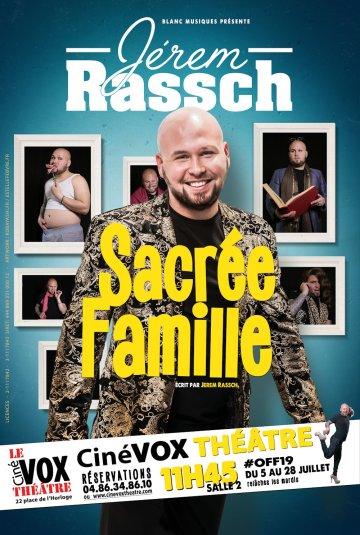 Sacrée famille - Affiche